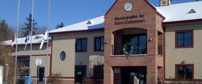 Saint-Colomban-Municipalité